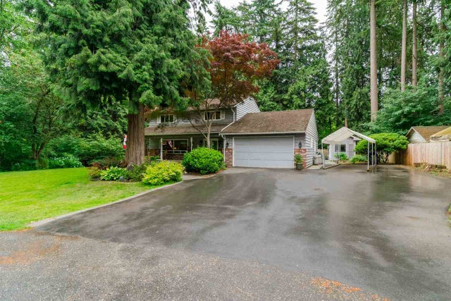 4088 201A STREET - Brookswood Langley House/Single Family for sale, 4 Bedrooms (R2076197) #1