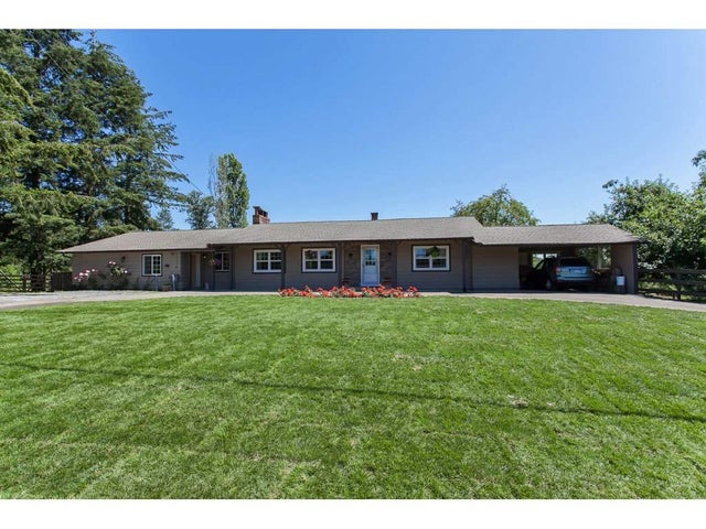 750 256 STREET - Otter District House with Acreage for sale, 3 Bedrooms (R2082815) #1