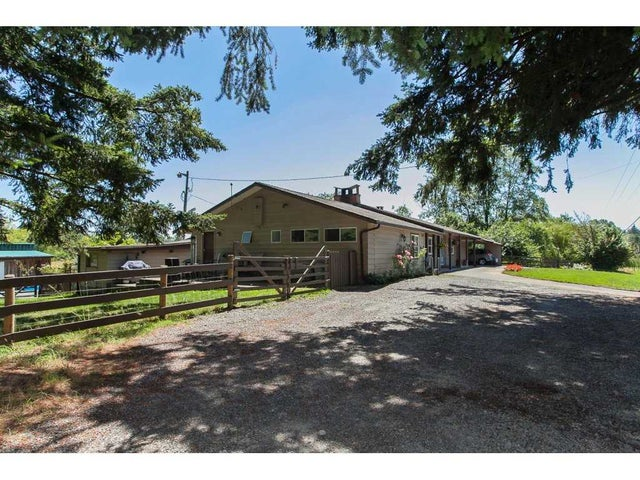 750 256 STREET - Otter District House with Acreage for sale, 3 Bedrooms (R2082815) #2