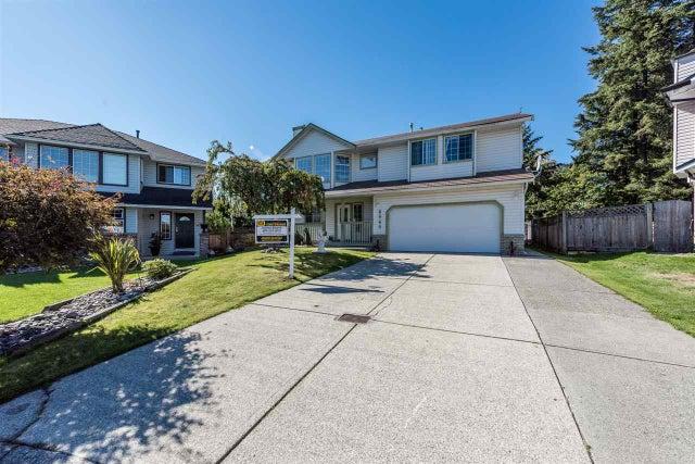 8969 160A STREET - Fleetwood Tynehead House/Single Family for sale, 5 Bedrooms (R2109899) #1
