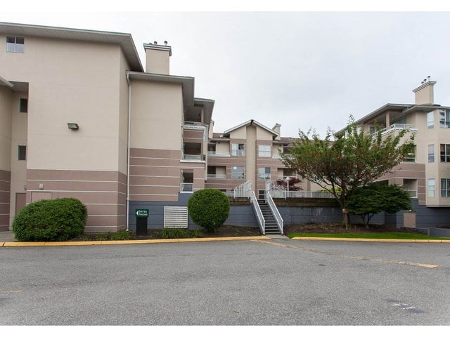 202 19721 64 AVENUE - Willoughby Heights Apartment/Condo for sale, 2 Bedrooms (R2178729)