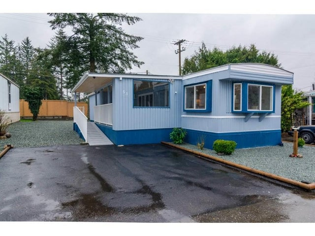 53 4426 232ND STREET - Salmon River Manufactured for sale, 1 Bedroom (R2180759) #16