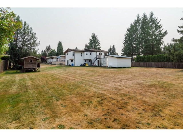5712 246 STREET - Salmon River House/Single Family for sale, 5 Bedrooms (R2192709) #5