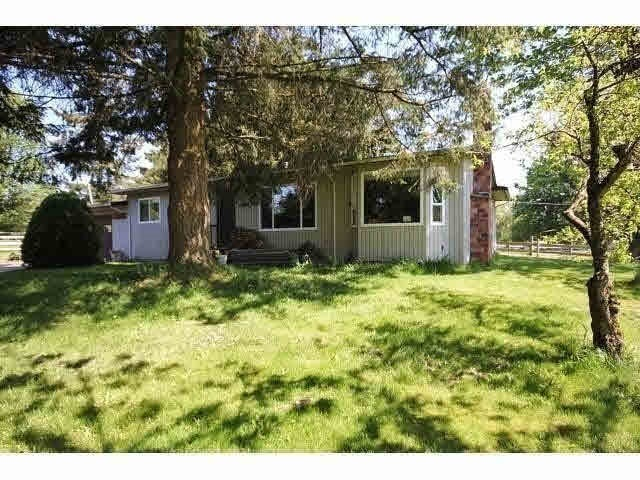 25040 16TH AVENUE - Otter District House with Acreage for sale, 3 Bedrooms (R2206715) #1