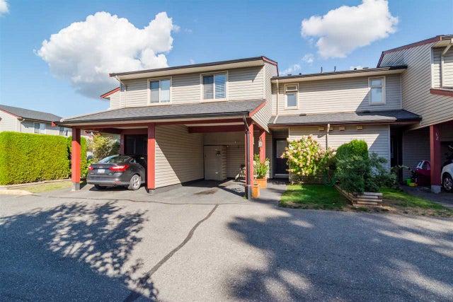 61 27456 32 AVENUE - Aldergrove Langley Townhouse for sale, 3 Bedrooms (R2218361) #1