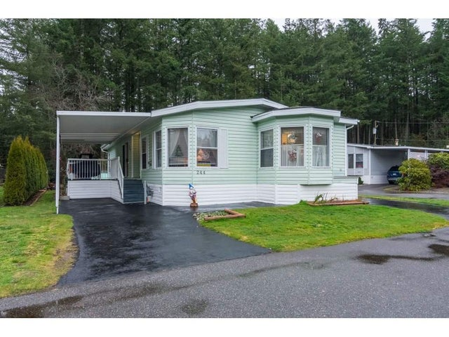 244 20071 24 AVENUE - Brookswood Langley Manufactured for sale, 2 Bedrooms (R2327214) #2