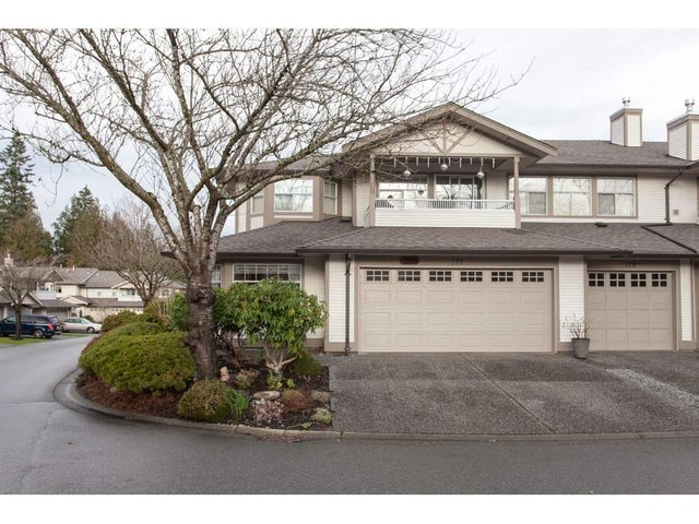 177 20391 96 AVENUE - Walnut Grove Townhouse for sale, 4 Bedrooms (R2348565) #1