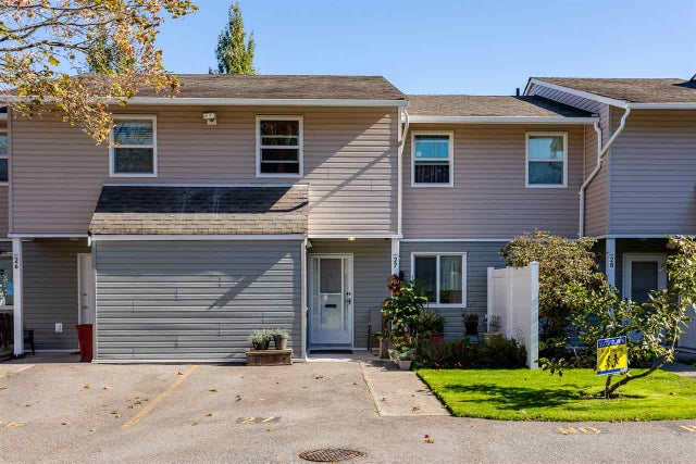 27 20307 53RD AVENUE - Langley City Townhouse for sale, 3 Bedrooms (R2360347) #1