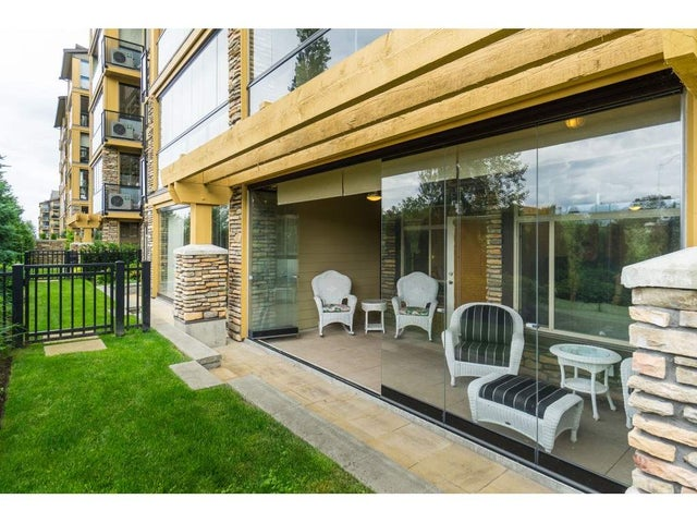 110 8067 207 STREET - Willoughby Heights Apartment/Condo for sale, 2 Bedrooms (R2376368) #1