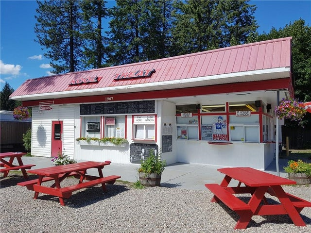 1967 KOOL TREAT FRONTAGE Road - Christina Lake Commercial Mix for sale(2434164) #1