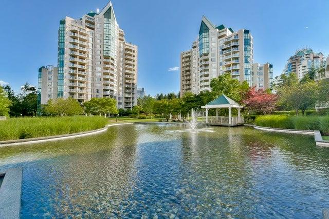 408 1190 PIPELINE ROAD - North Coquitlam Apartment/Condo for sale, 2 Bedrooms (R2077228) #1