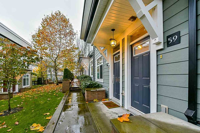 59 15833 26 AVENUE - Grandview Surrey Townhouse for sale, 3 Bedrooms (R2121872) #1