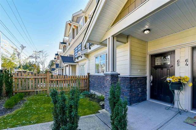 65 6383 140 STREET - Sullivan Station Townhouse for sale, 4 Bedrooms (R2159368) #2