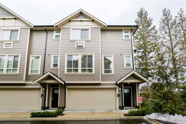 45 19913 70 AVENUE - Willoughby Heights Townhouse for sale, 3 Bedrooms (R2244148) #1