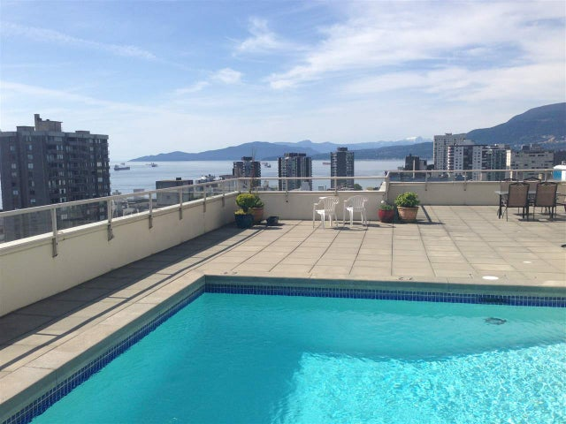 504 1250 BURNABY STREET - West End VW Apartment/Condo for sale, 1 Bedroom (R2057041) #11