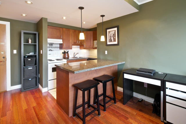 504 1250 BURNABY STREET - West End VW Apartment/Condo for sale, 1 Bedroom (R2057041) #4