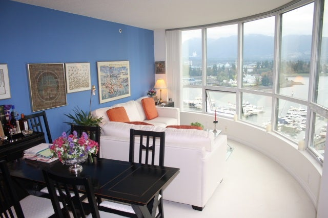 1302 555 JERVIS STREET - Coal Harbour Apartment/Condo for sale, 2 Bedrooms (R2059389) #3