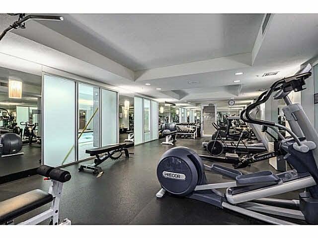 1607 588 BROUGHTON STREET - Coal Harbour Apartment/Condo for sale, 1 Bedroom (R2098256) #10
