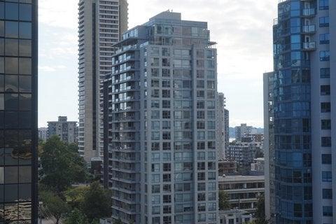 1607 588 BROUGHTON STREET - Coal Harbour Apartment/Condo for sale, 1 Bedroom (R2098256) #2