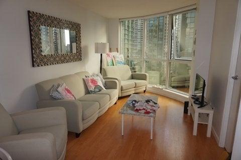 1607 588 BROUGHTON STREET - Coal Harbour Apartment/Condo for sale, 1 Bedroom (R2098256) #3