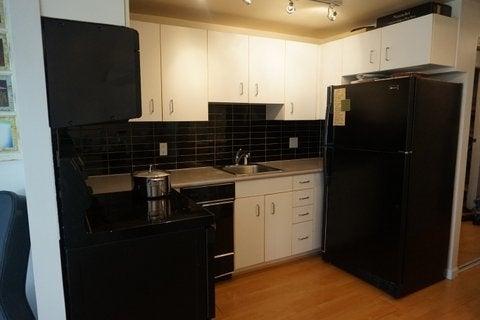 1607 588 BROUGHTON STREET - Coal Harbour Apartment/Condo for sale, 1 Bedroom (R2098256) #6