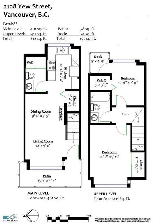 2108 YEW STREET - Kitsilano Apartment/Condo for sale, 2 Bedrooms (R2186004) #20