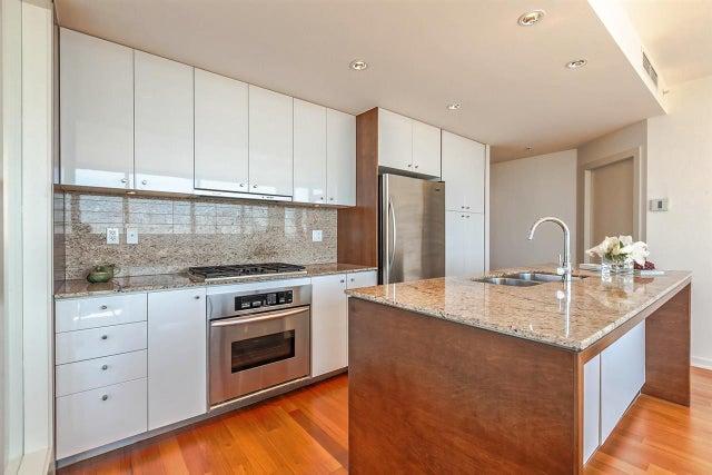 1403 1005 BEACH AVENUE - West End VW Apartment/Condo for sale, 2 Bedrooms (R2190399) #3