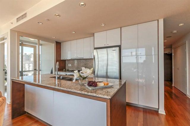 1403 1005 BEACH AVENUE - West End VW Apartment/Condo for sale, 2 Bedrooms (R2190399) #4