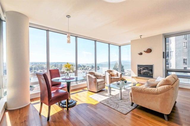 1403 1005 BEACH AVENUE - West End VW Apartment/Condo for sale, 2 Bedrooms (R2190399) #6