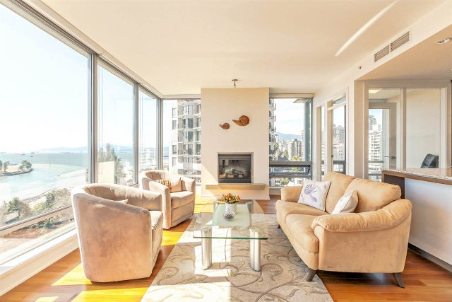 1403 1005 BEACH AVENUE - West End VW Apartment/Condo for sale, 2 Bedrooms (R2190399) #7