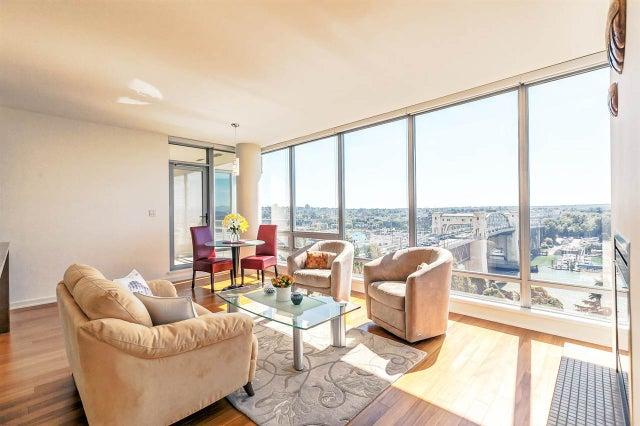 1403 1005 BEACH AVENUE - West End VW Apartment/Condo for sale, 2 Bedrooms (R2190399) #8