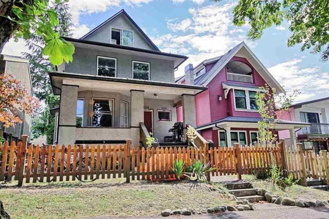 554-560 E 10TH AVENUE - Mount Pleasant VE Triplex for sale, 2 Bedrooms (R2191046) #2