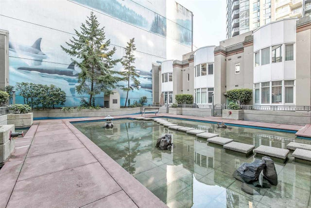 901 1166 MELVILLE STREET - Coal Harbour Apartment/Condo for sale, 2 Bedrooms (R2221404) #3