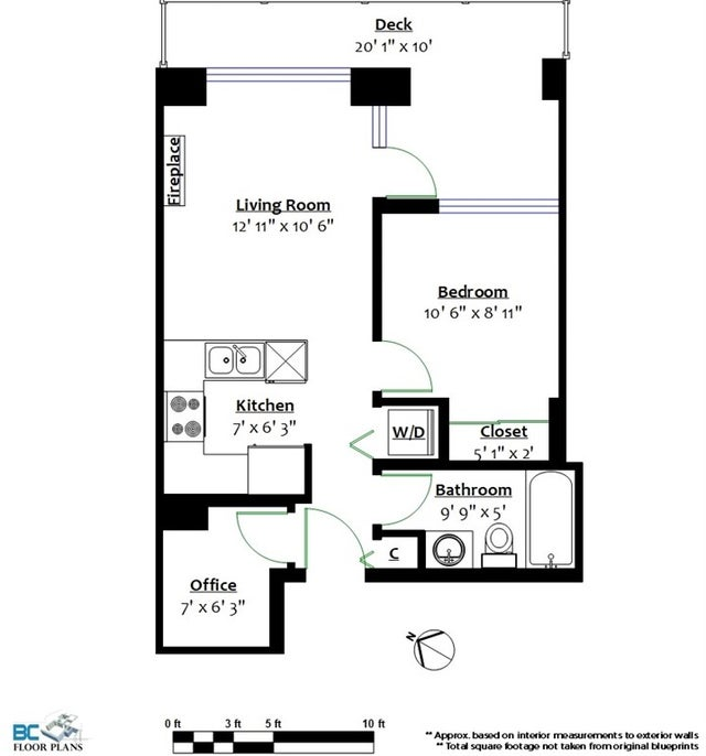 405 822 SEYMOUR STREET - Downtown VW Apartment/Condo for sale, 1 Bedroom (R2242821) #20