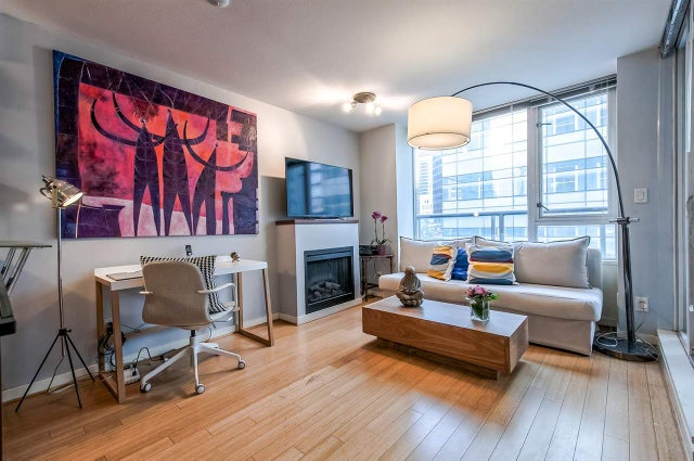 405 822 SEYMOUR STREET - Downtown VW Apartment/Condo for sale, 1 Bedroom (R2242821) #7
