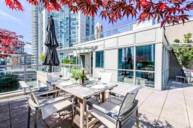 1208 1328 HOMER STREET - Yaletown Apartment/Condo for sale, 3 Bedrooms (R2283840) #3