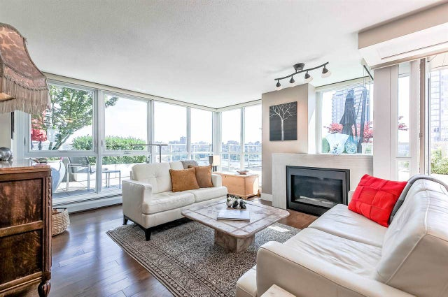 1208 1328 HOMER STREET - Yaletown Apartment/Condo for sale, 3 Bedrooms (R2283840) #5