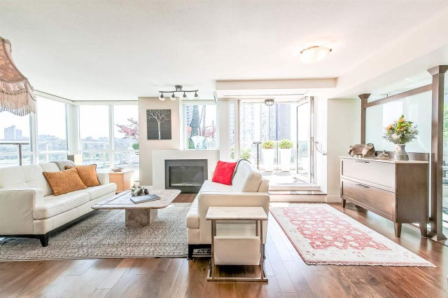 1208 1328 HOMER STREET - Yaletown Apartment/Condo for sale, 3 Bedrooms (R2283840) #7