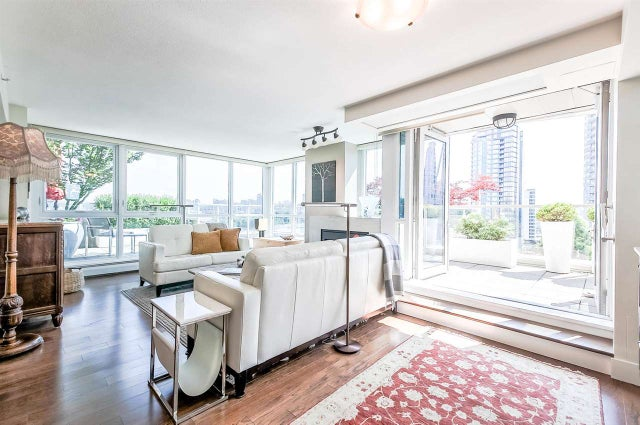 1208 1328 HOMER STREET - Yaletown Apartment/Condo for sale, 3 Bedrooms (R2283840) #9