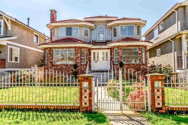 540 E 26TH AVENUE - Fraser VE House/Single Family for sale, 7 Bedrooms (R2315330) #1