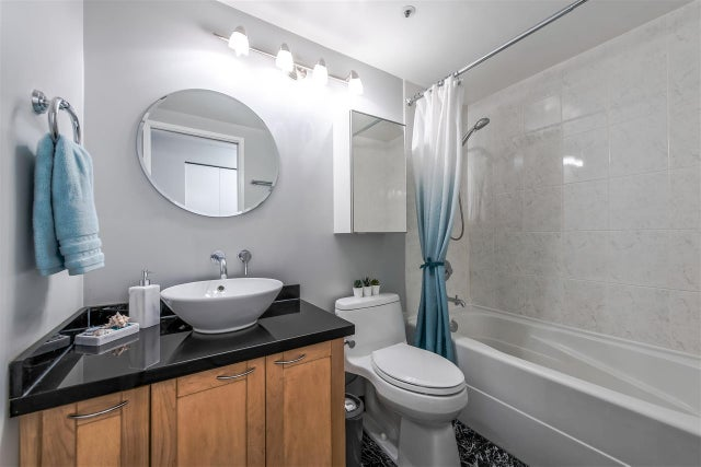 1805 588 BROUGHTON STREET - Coal Harbour Apartment/Condo for sale, 1 Bedroom (R2333448) #15
