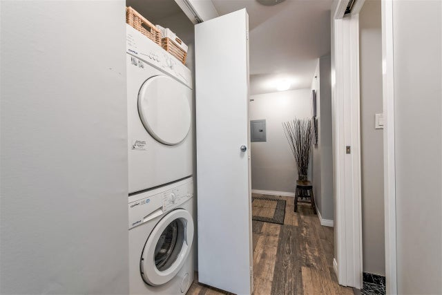 1805 588 BROUGHTON STREET - Coal Harbour Apartment/Condo for sale, 1 Bedroom (R2333448) #16