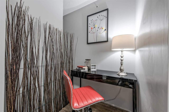 1805 588 BROUGHTON STREET - Coal Harbour Apartment/Condo for sale, 1 Bedroom (R2333448) #18