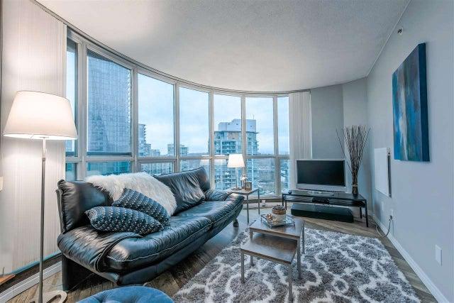 1805 588 BROUGHTON STREET - Coal Harbour Apartment/Condo for sale, 1 Bedroom (R2333448) #1