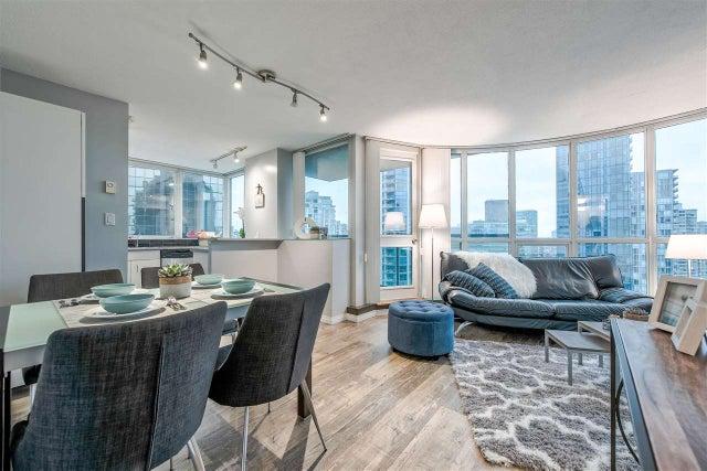 1805 588 BROUGHTON STREET - Coal Harbour Apartment/Condo for sale, 1 Bedroom (R2333448) #2