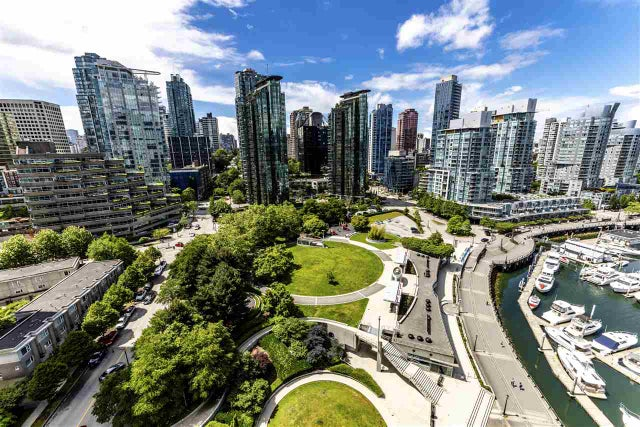 1503 323 JERVIS STREET - Coal Harbour Apartment/Condo for sale, 2 Bedrooms (R2368580) #18