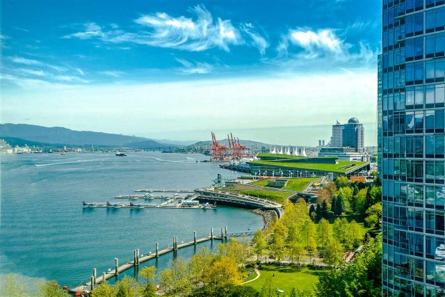 1503 323 JERVIS STREET - Coal Harbour Apartment/Condo for sale, 2 Bedrooms (R2368580) #1
