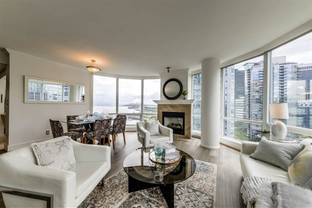 1503 323 JERVIS STREET - Coal Harbour Apartment/Condo for sale, 2 Bedrooms (R2368580) #4
