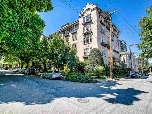52 1101 NICOLA STREET - West End VW Apartment/Condo for sale, 1 Bedroom (R2484179) #1