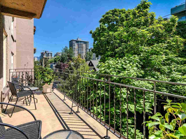 52 1101 NICOLA STREET - West End VW Apartment/Condo for sale, 1 Bedroom (R2484179) #21